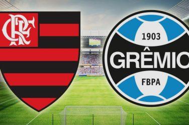 Gremio x Flamengo