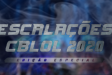 Escalações – CBLoL 2020