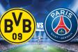 PSG x Borussia Dortmund