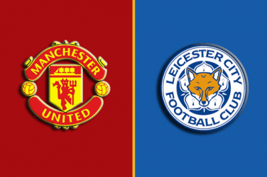 Leicester City x Manchester United