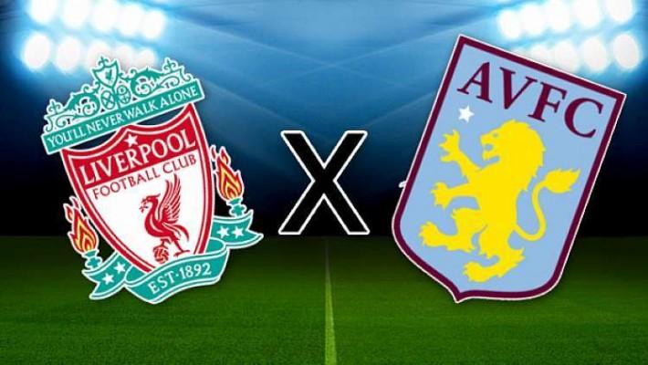 Liverpool x Aston Villa