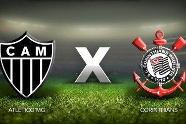 Atlético-MG x Corinthians
