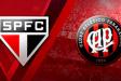São Paulo x Athletico-PR / Brasileirão Série A (26/08/2020)
