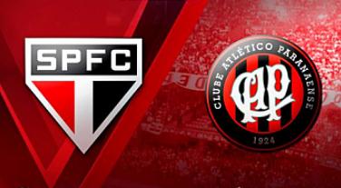São Paulo x Athletico-PR