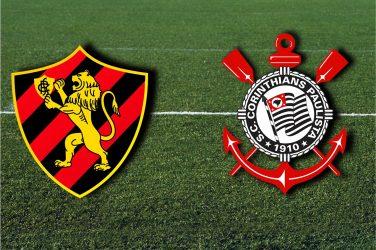 Corinthians x Sport Recife