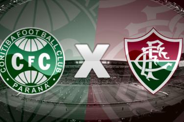 Coritiba x Fluminense