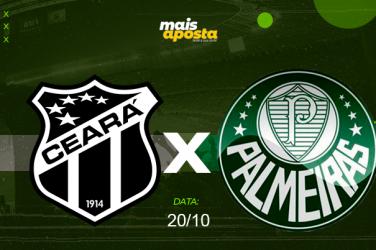 Ceará SC x Palmeiras