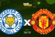 Leicester City x Manchester United / Premier League (16/10/2021)