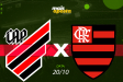 Athletico-PR x Flamengo / Copa do Brasil (20/10/2021)