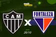 Atlético-MG x Fortaleza / Copa do Brasil (20/10/2021)